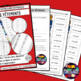 Booklet to teach vocabulary in French/FFL/FSL: Vêtements/Clothing