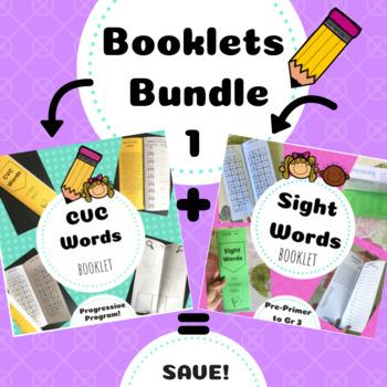 Booklets Bundle 1