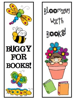Bookmark Bonanza