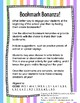 Bookmark Bonanza! A Back to School Activity