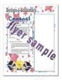 Bookmark Contest Flyer