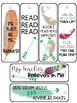 Bookmark Freebie- Feather Themed