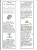 Bookmark Novel Project: A Creative Way to Write a Book Report