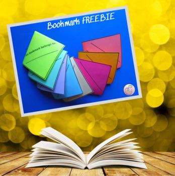 Reading Bookmark Origami FREEBIE