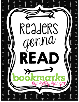 Bookmark - Readers Gonna Read