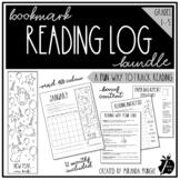 Bookmark Reading Log Bundle