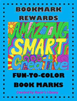 Bookmark Rewards for Positive Characteristics