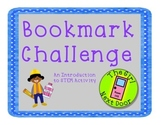 STEM Challenge- Bookmark Engineering