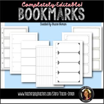 bookmark templates editable powerpoint printables reading bookmark templates editable powerpoint printables reading