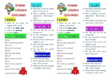 Bookmark for Guided Reading
