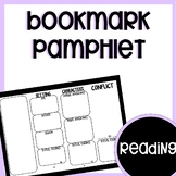 Bookmark  pamphlet