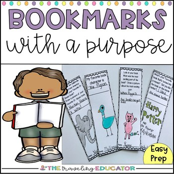 Bookmarks With a Purpose