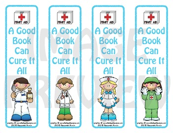 Bookmarks: A Good Book Can Cure It All