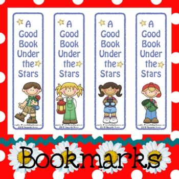 Bookmarks: A Good Book Under The Stars
