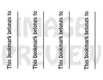 Bookmarks: An All Star Team 5