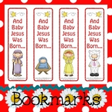 Bookmarks: And Baby Jesus Was Born