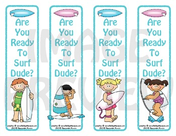 Bookmarks: Are You Ready To Surf Dude?