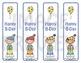 Bookmarks: Birthdays Boys