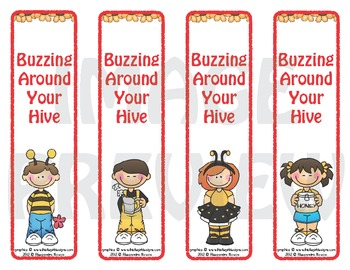 Bookmarks: Buzzing Around Your Hive