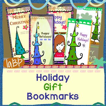 Bookmarks: Christmas, Holiday
