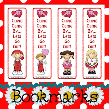Bookmarks: Cupid Came By...