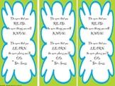 Bookmarks - Dr. Seuss
