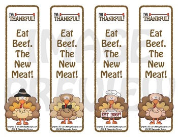Bookmarks: Eat Beef. The New Meat.