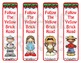 Bookmarks: Follow The Yellow Brick Road