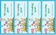Bookmarks For Each Month Of The Year- Bundle