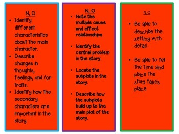 Bookmarks For Guiding Student Thinking with Leveled Texts (CCSS Aligned)
