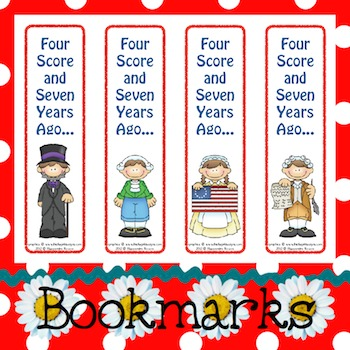 Bookmarks: Four Score And Seven Years Ago