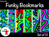 Bookmarks - Funky and Colourful!