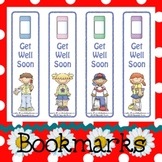Bookmarks: Get Well Soon