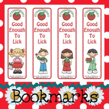 Bookmarks: Good Enough To Lick