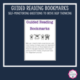 Bookmarks: Guided Reading - Strategic Reading - Close Read
