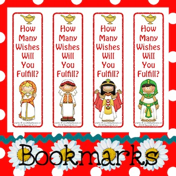 Bookmarks: How Many Wishes Will You Fulfill?