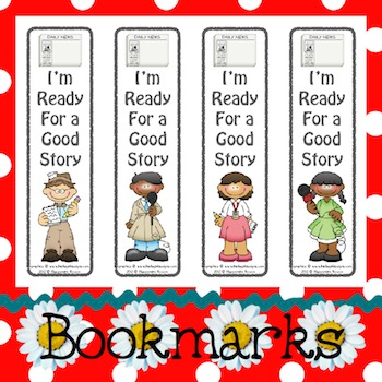 Bookmarks: I'm Ready For a Good Story