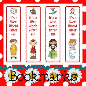 Bookmarks: It's a Wee World After All 1