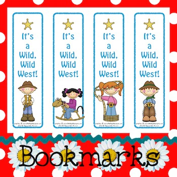 Bookmarks: It's a Wild, Wild West 1