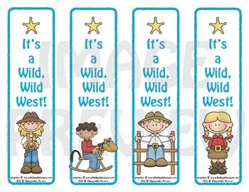 Bookmarks: It's a Wild, Wild West 2