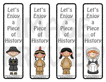 Bookmarks: Let's Enjoy a Piece Of History