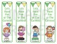 Bookmarks: Lets have Fun at the Carnival