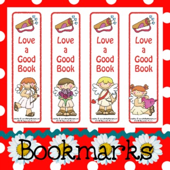 Bookmarks: Love a Good Book