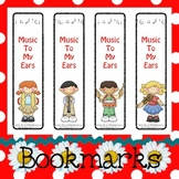 Bookmarks: Music To My Ears