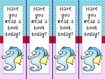 Bookmarks {OceanThemed}