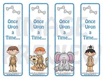 Bookmarks: Once Upon a Time...