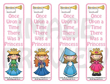 Bookmarks: Once Upon a Time... 2