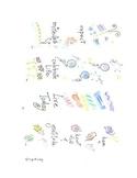 Bookmarks - Original watercolor designs