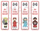 Bookmarks: Pit Crew Speed!