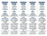 Animal Farm edition of Bookmarks Plus—Fun Freebie & Handy Reading Aid! FREE!